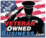 Official VeteranOwnedBusiness.com Member Badge