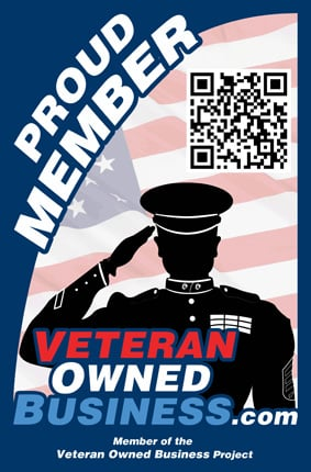 Shultz Audio Video is a Proud Veteran Owned Business Member!